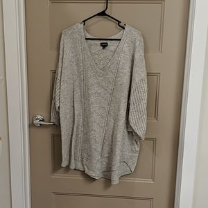 Torrid Crochet Sweater